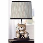 KidsLine Bear and Buddies Lamp Base and Shade
