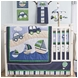 KidsLine Cambridge 6 Piece Crib Set