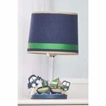 KidsLine Cambridge Lamp Base & Shade