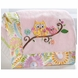 KidsLine Dena Happi Tree Embroidered Boa Blanket