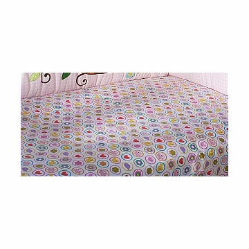 KidsLine Dena Happi Tree Fitted Sheet