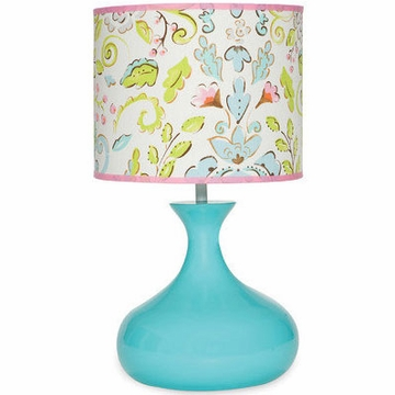 KidsLine Dena Sophia Lamp Base & Shade