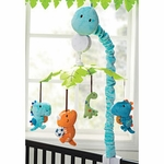 KidsLine Dino Sports Musical Mobile