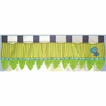 KidsLine Dino Sports Window Valance