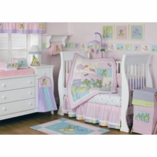 Girl Crib Bedding Sets