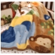 KidsLine Jungle 123 High Pile Blanket