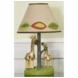 KidsLine Jungle Jigsaw Lamp Base & Shade