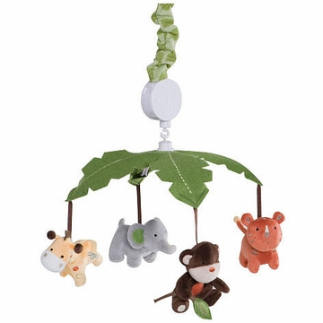 KidsLine Jungle Walk Musical Mobile