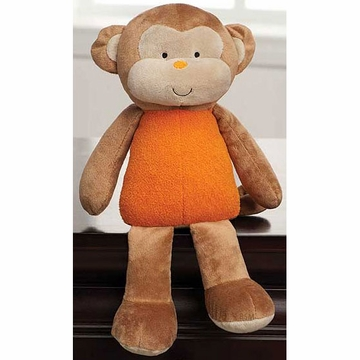 KidsLine Jungle Walk Plush Monkey