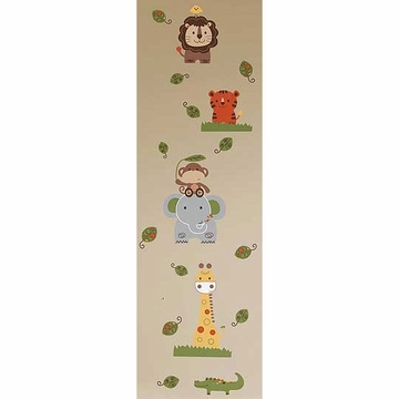 KidsLine Jungle Walk Wall Decals