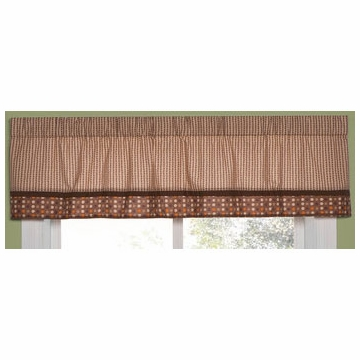 KidsLine Jungle Walk Window Valance