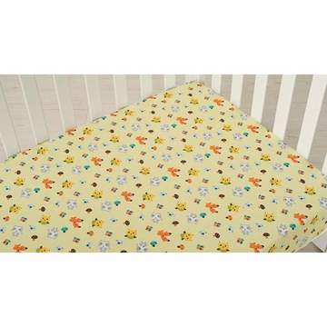 KidsLine Little Tree House Fitted Sheet