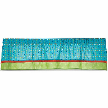 KidsLine Little Tree House Valance