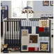 KidsLine Oxford Bear 4-Piece Crib Set