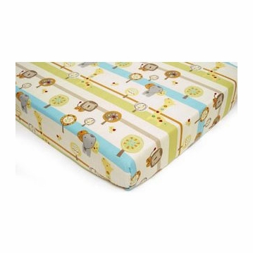 KidsLine Safari Dream Fitted Sheet