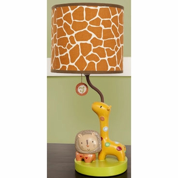 KidsLine Safari Dream Lamp Base & Shade