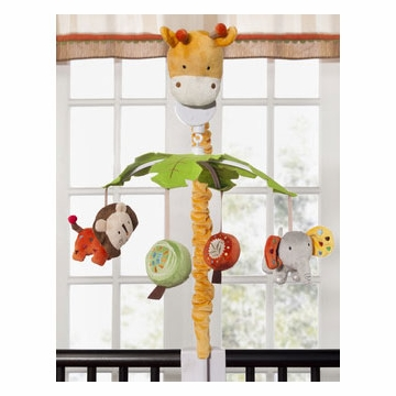 KidsLine Safari Dream Musical Mobile