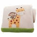 KidsLine Safari Party Boa Blanket