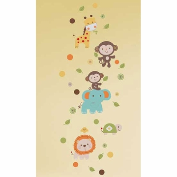 KidsLine Safari Party Wall Decals