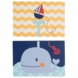 KidsLine Sail Away Canvas Wall Art - Set of 2