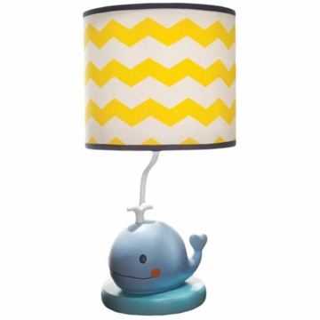 KidsLine Sail Away Lamp Base & Shade