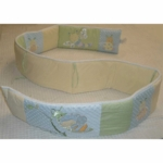 KidsLine Snug As A Bug All Around Bumper