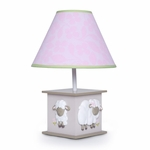 KidsLine Sweet Dreams Lamp Base and Shade
