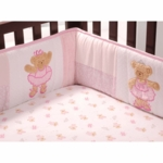KidsLine Twirling Around Fitted Sheet