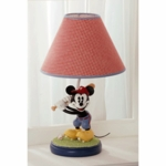 KidsLine Vintage Mickey Lamp Base and Shade