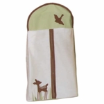 KidsLine Willow Organic Diaper Stacker