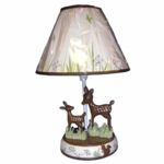 KidsLine Willow Organic Lamp Base and Shade