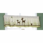 KidsLine Willow Organic Window Valance