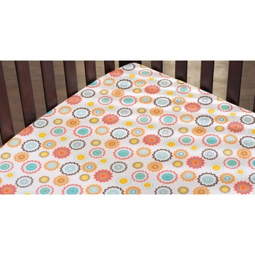 KidsLine Zutano Construction Fitted Sheet