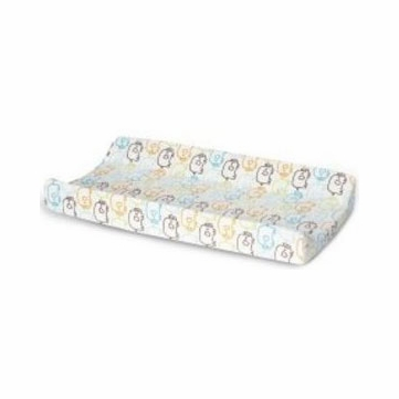 KidsLine Zutano Elephants Changing Pad Cover