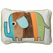 KidsLine Zutano Elephants Pillow