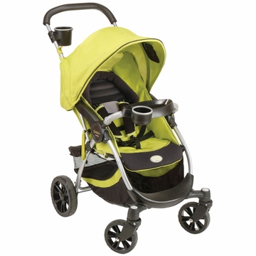Kolcraft Contours Lite Stroller Plus with iPod DOK in Cosmic