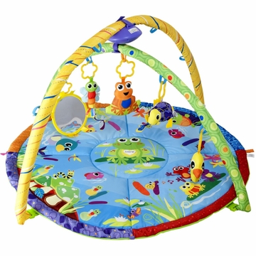Lamaze Symphony Motion Gym - Pond
