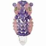 Lambs & Ivy Beaded Night Light - Owl