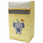Lambs & Ivy Cornelius Collapsible Hamper