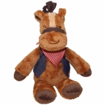 Lambs & Ivy Giddy Up Plush Pony - Biscuit