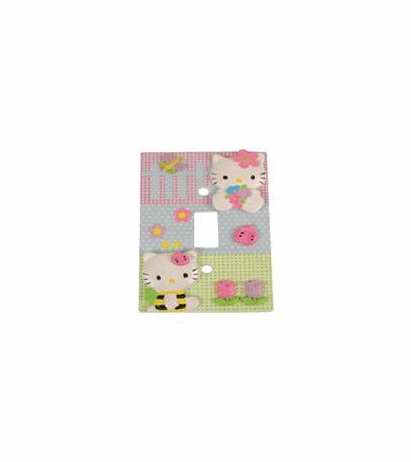 Lambs & Ivy Hello Kitty & Friends Switch Plate Cover