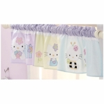 Lambs & Ivy Hello Kitty & Friends Window Valance