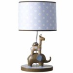 Lambs & Ivy Jake Lamp with Shade