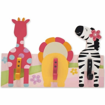 Lambs & Ivy Jelly Bean Jungle Wall D�cor
