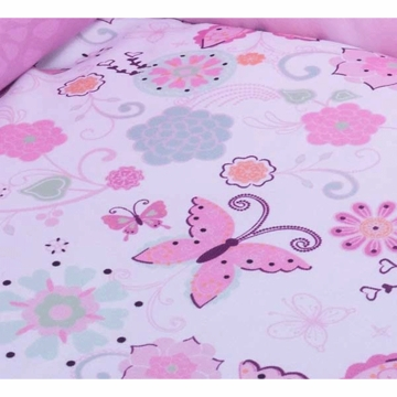 Lambs & Ivy Kaleidoscope Crib Sheet