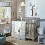 Lambs & Ivy Peter Rabbit� 4 Piece Crib Bedding Set