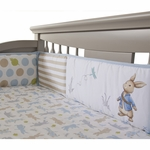 Lambs & Ivy Peter Rabbit� Crib Bumper