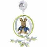 Lambs & Ivy Peter Rabbit� Musical Mobile