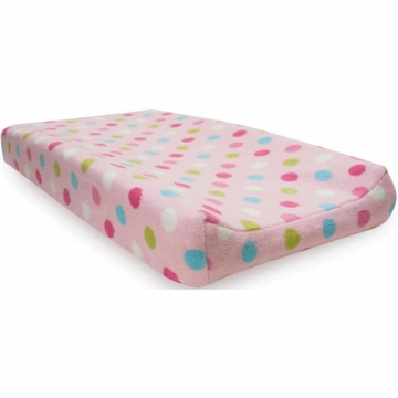 Lambs & Ivy Puppy Tales Changing Pad Cover