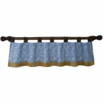 Lambs & Ivy S.S. Noah Window Valance
